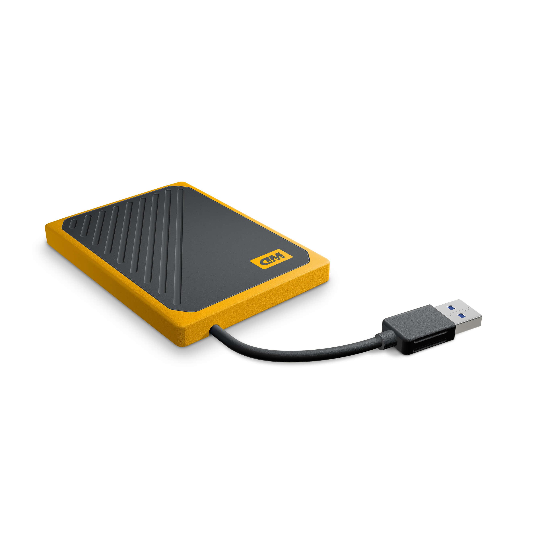 WD SSD MyPassport GO 500GB - Tura Scandinavia AB
