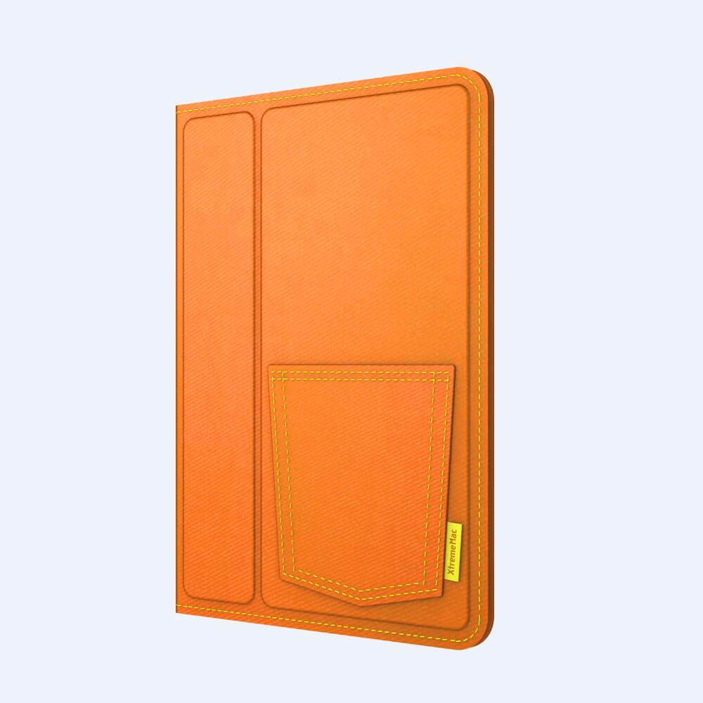 Tablet Portfolio Microfoil fo r Mini iPad, Orange - Tura