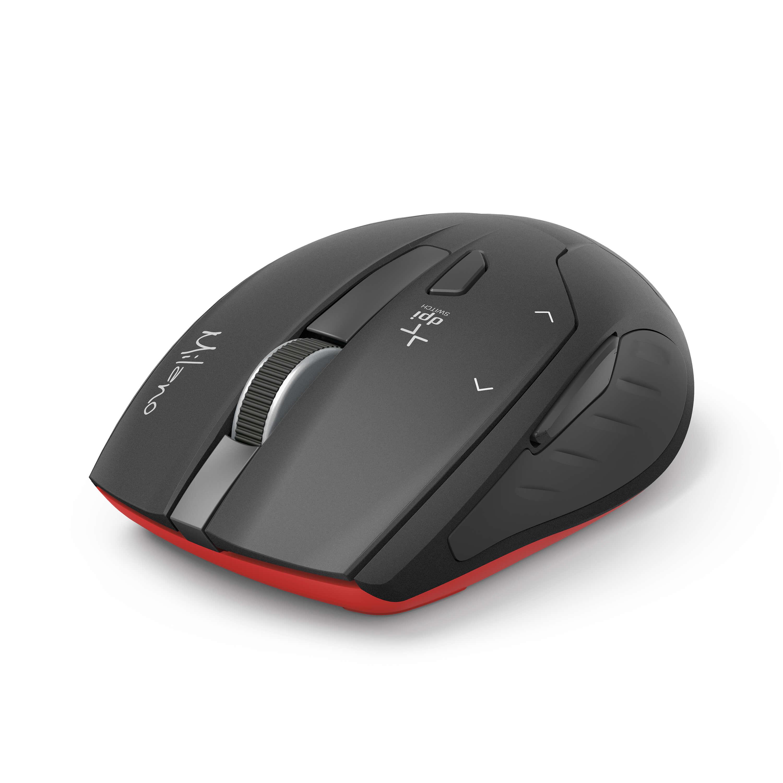 c0e2a3783fb HAMA Mouse Milano Compact Wireless Black - Tura Scandinavia AB